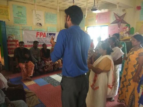 Presentations at NGOs